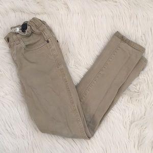 Shaun White Khaki Jeans - Boys 12
